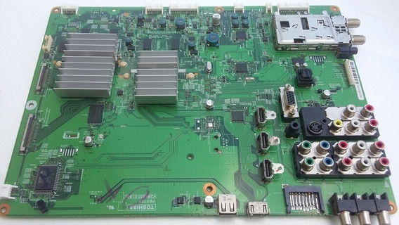Placa Principal Semp Toshiba 42xv650 V28a00101801