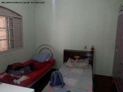 Casa Para Venda Em Sumaré, Jd Bandeirantes, 4 Dormitórios, 3 Banheiros, 3 Vagas - 1944