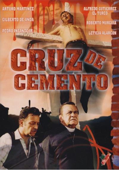Cruz De Cemento Pedro Infante Jr Pelicula Dvd