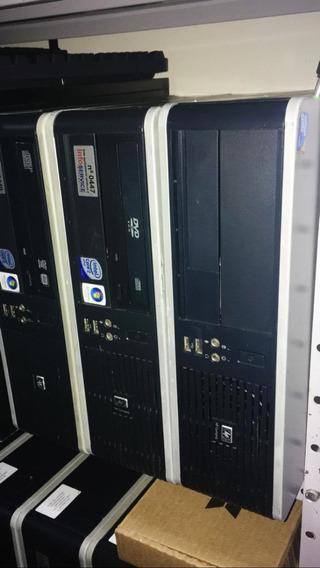 Lote 5 Computadores Hp Dc7800/dc5800 (automação Comercial)