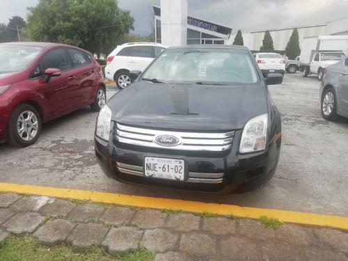 Imagen 1 de 6 de Ford  Fusion  2008  4p S L4 Aut