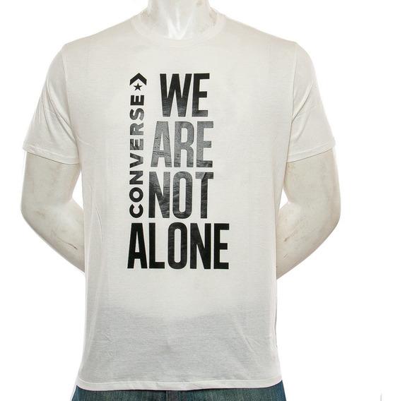 Remera Not Alone Converse Sport 78 Tienda Oficial