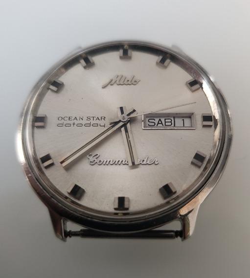 Relógio Antigo Mido Commander
