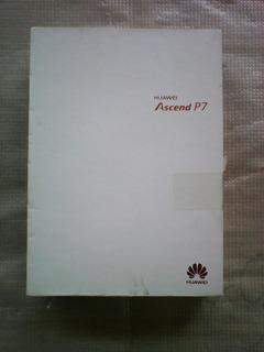 Caja Huawei Ascend P7 Excelente Estado