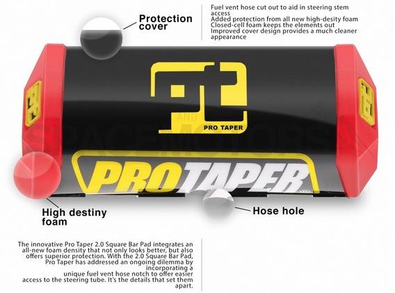 Bar Pad Pro Taper Espuma De Guidão Motocross Trilha Crf