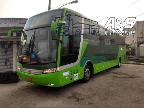 Busscar Jum Buss 360 2008 Mb Super Oferta Confira!! Ref.285