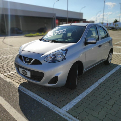 Nissan March 2019 1.0 12v S 5p