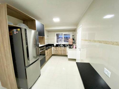 Apartamento Conect Life 163m² 3 Suites Varanda Gourmet 4 Vgs
