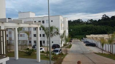 Apartamento Em Chácara Tropical (caucaia Do Alto), Cotia/sp De 45m² 2 Quartos À Venda Por R$ 125.000,00 - Ap182315