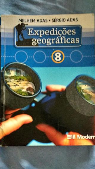 Livro Expedições Geográficas 8