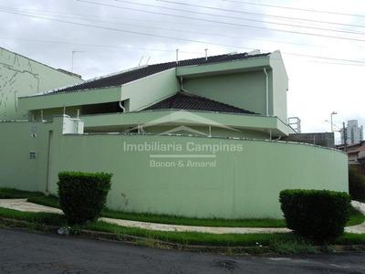 Casa À Venda Em Jardim Chapadão - Ca004110