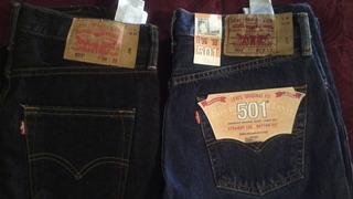 Pantalones Levis 501 Original