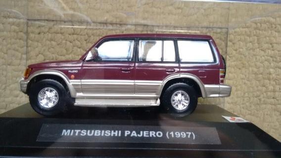 Miniatura Mitsubishi Pajero -escala 1:43