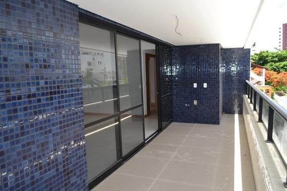 Apartamento À Venda, 4 Quartos, 2 Vagas, Pituba - Salvador/ba - 267