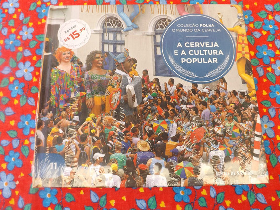 Livro Coleção Folha O Mundo Da Cerveja - Número 11
