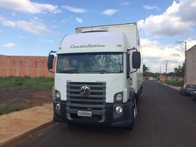 Volkswagen Vw 24280 Constellation Muito Novo