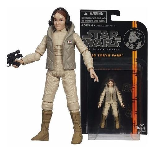 Star Wars Black Series Wave 4 Toryn Farr