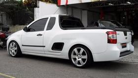 Kit Friso Lateral Chevrolet Montana Original 2011 2012 2013
