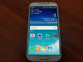 Samsung S4 Con Pantalla Astillada Se Reinicia Y No Toma Sim