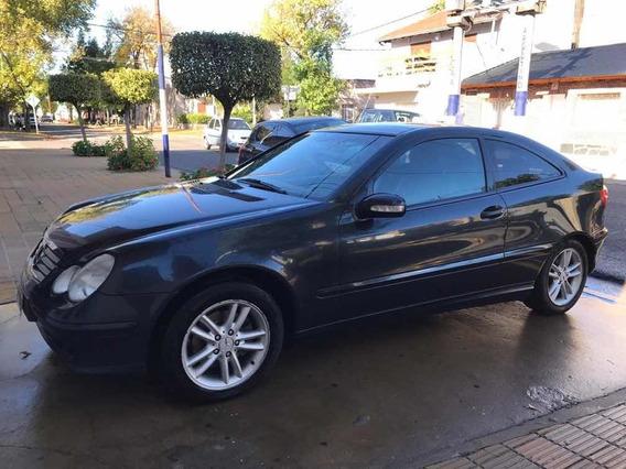Mercedes-benz Clase C 2.0 C200 Sportcoupe Kompre 2002