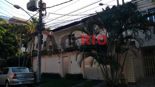 Casa Em Condomínio-à Venda-vila Valqueire-rio De Janeiro - Vvcn30063