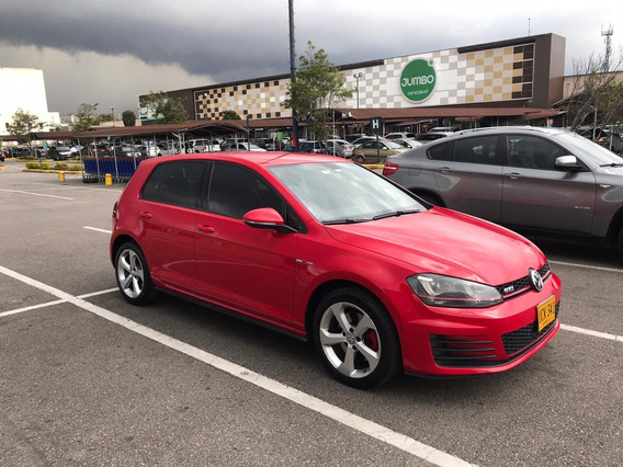 Golf Gti - Gran Oportunidad -