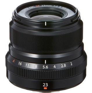 Gran Angular Fujifilm Xf 23mm F/2 R Wr | Garantía | En Stock