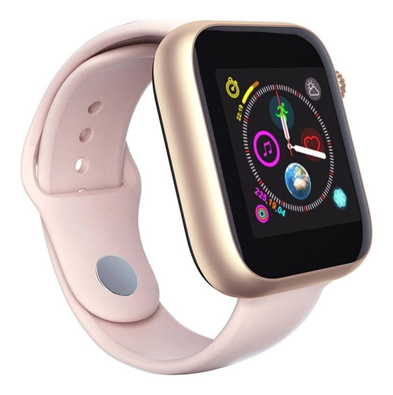 Smart Watch Reloj Inteligente Camara Slot Micro Sd -fralugio