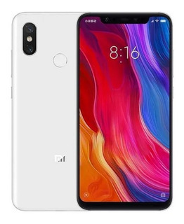 Xiaomi Mi 8 Dual Sim 128 Gb Branco 6 Gb Ram