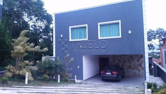 Venda-casa Em Condominio-03dormitorios-03 Suites-06 Vagas-arua-mogi Das Cruzes - V-1661