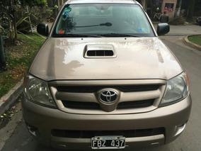 Toyota Hilux 3.0 Sr D Cab 4x4 Nuevita Permuto Pinturaorigin