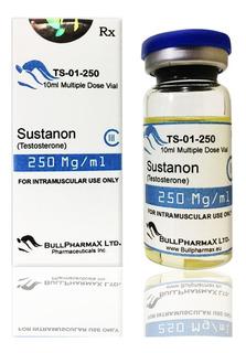 Testosterona De Sustanon 250 Mg 10cc/ml Bullpharmax