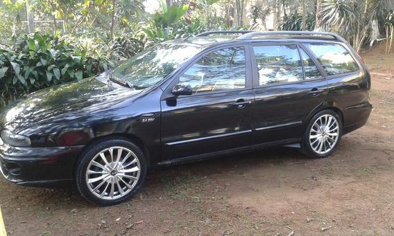 Troca Ou Venda Fiat Marea Weekend 2.4 Hlx 5p
