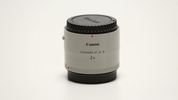 Canon - Extender Ef 2x Iii - Duplicador Para Lentes Canon