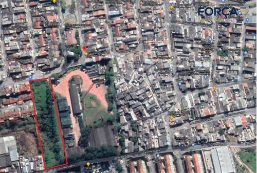 Área À Venda, 5344 M² - Vila Militar De Cumbica - Guarulhos/sp - Ar0017