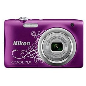 Câmera Digital Nikon Coolpix A100 Pronta Entrega Fg