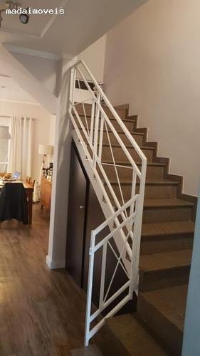 Casa Em Condomínio Para Venda Em Mogi Das Cruzes, Vila Oliveira, 3 Dormitórios, 1 Suíte, 3 Banheiros, 2 Vagas - 2441_2-991433