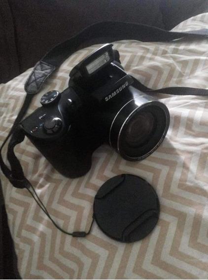 Câmera Samsung Wb100 Preta