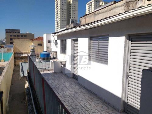 Imagem 1 de 19 de Sala Para Alugar, 120 M² Por R$ 2.200,00/mês - Ipiranga - São Paulo/sp - Sa0054