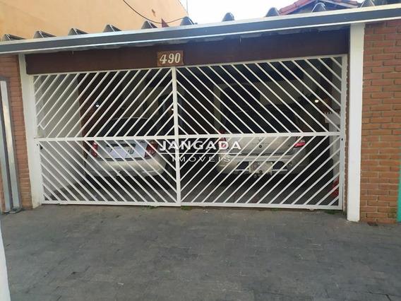 Venda Excelente Casa Terrea Com 02 Dormitorios E 02 Vagas De Garagem - Quitauna - 11827