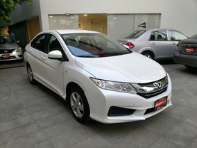Honda City Lx Mt 2014 Blanco