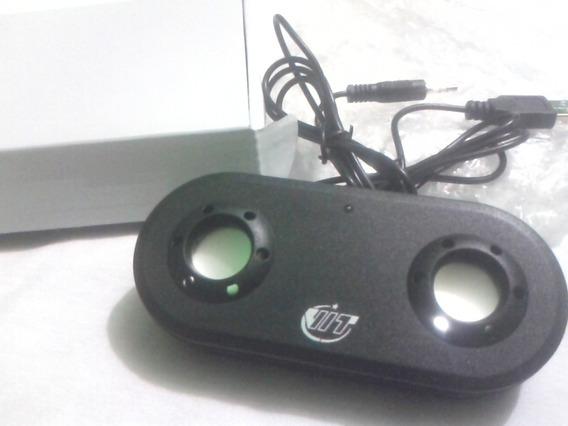 Altavoces Multimedia Para Pc Y Laptops (precio 8 Verdes)