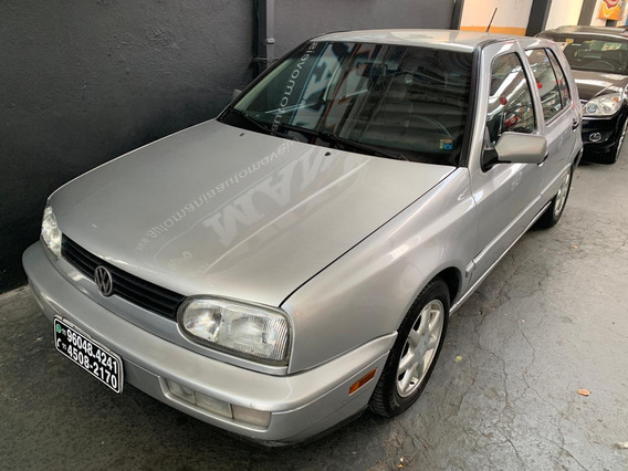 Volkswagen Golf Glx 2.0 Mi Gasolina Manual