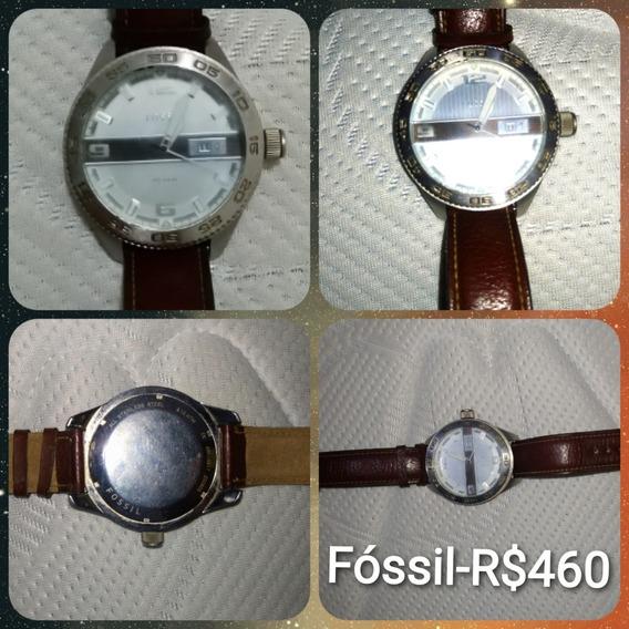 Relógio Fóssil Masculino (promoção Urgente)