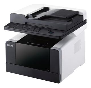 Impresora Fotocopiadora Sindoh M403 A3 Oficio Duplex Red