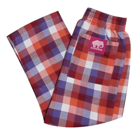 Pantalon Elepants Niños Talle 6 (viyela)