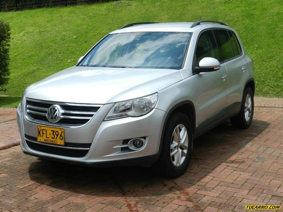 Volkswagen Tiguan Turbo Sport And Style At 4x4