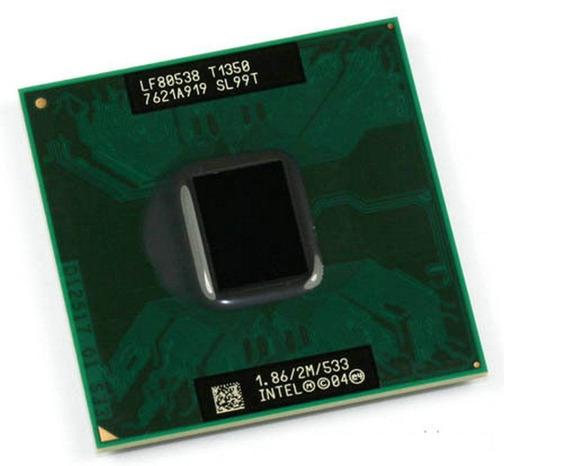 Processador Intel Core Solo Lf80538 T1350 1.86 2mhs 533