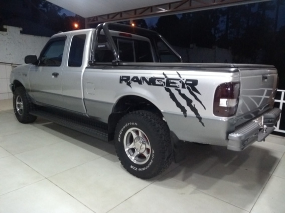 Ford Ranger 2.8 Xl Super Cab. 4x2 4p 2002
