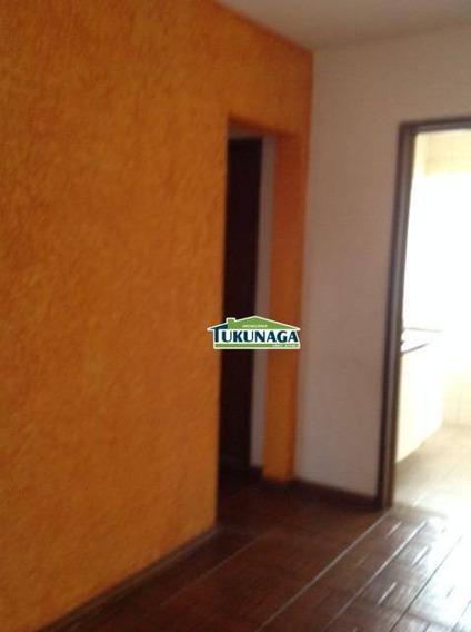 Apartamento Com 2 Dormitórios Para Alugar, 63 M² Por R$ 1.100/mês - Portal Dos Gramados - Guarulhos/sp - Ap2311